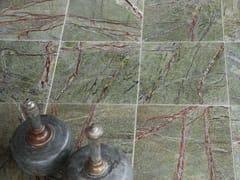 Pavimento/rivestimento in pietra naturale per interniFOREST GREEN POLISHED MARBLE - STONE AGE PVT. LTD.