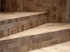 OSCARONO, FORÊT CUSTOM Pavimento/rivestimento in legno