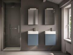 Mobile lavabo laccato sospeso FORM 14 - Form