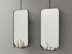 Specchio da soffitto con cornice e mensolaFORMA | Specchio con cornice - D.D.L.