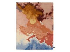 Tappeto rettangolare in lana HimalayanaFORMATION 1 - CC-TAPIS ®