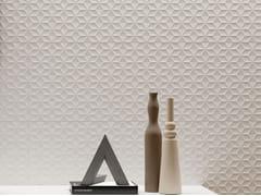 Rivestimento tridimensionale in ceramica a pasta bianca per interniFORME BIANCHE CUBO - ITALGRANITI