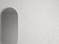 Rivestimento tridimensionale in ceramica a pasta bianca per interniFORME BIANCHE FOLIAGE - ITALGRANITI