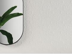 Rivestimento tridimensionale in ceramica a pasta bianca per interniFORME BIANCHE JACQUARD - ITALGRANITI