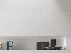 Rivestimento tridimensionale in ceramica a pasta bianca per interniFORME BIANCHE RIGATO - ITALGRANITI