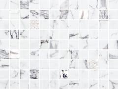 Mosaico in vetro per interni ed esterniFOSCO SILVER - ONIX CERÁMICA