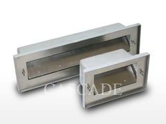 Accessorio idraulico per fontaneSkimmer per fontane - CASCADE