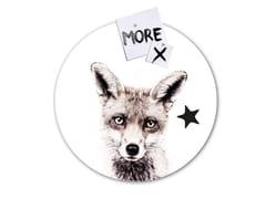 Adesivo da parete a motivi FOX | Adesivo da parete - Animal