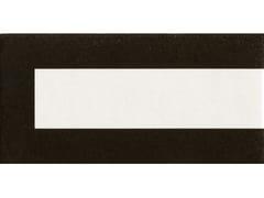 Pavimento/rivestimento in gres porcellanato smaltatoFRAME BLACK - MUTINA