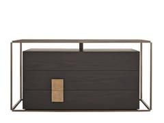 Cassettiera in legnoFRAME | Cassettiera - SHAKE
