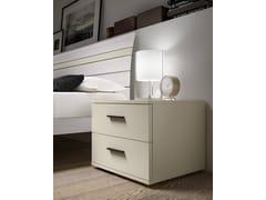 Comodino in legno in stile moderno con cassetti per hotelFrauflex Contract | Comodino - ARCHIPRODUCTS.COM