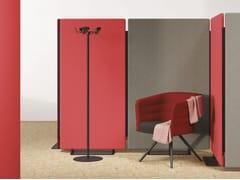 Pannello divisorio free standing mobile MADISON | Pannello divisorio free standing - Madison