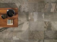 Pavimento/rivestimento in gres porcellanato effetto pietraFREESTONE SHADOW - ASTOR CERAMICHE