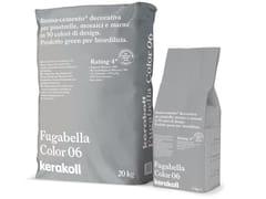 Resina-cemento® decorativa per la stuccatura di piastrelleFUGABELLA COLOR - KERAKOLL
