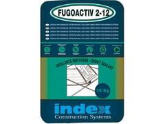 INDEX, FUGOACTIV 2-12 Stucco cementizio fotocatalitico autopulente
