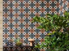 Pavimento/rivestimento in gres porcellanato effetto cementineFUN AUTUMN 01 - CERAMICA SANT'AGOSTINO