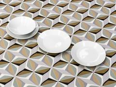 Pavimento/rivestimento in gres porcellanato effetto cementineFUN WINTER 01 - CERAMICA SANT'AGOSTINO