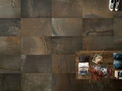 Pavimento/rivestimento in gres porcellanato effetto pietraFUSION DARKS - ASTOR CERAMICHE