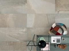 Pavimento/rivestimento in gres porcellanato effetto pietraFUSION WHITES - ASTOR CERAMICHE