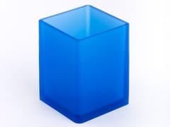 Portaspazzolino / contenitore in gel poliuretanicoFUSTO TORRE - GEELLI BY C.S.