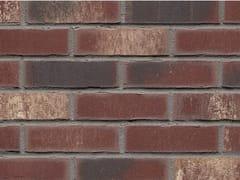 Mattone in laterizio per muratura facciavistaFUTURA 746 - B&B RIVESTIMENTI NATURALI