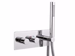 Rubinetto per doccia con doccetta FUTURO - F8279 - Futuro