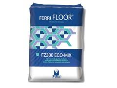 Ferrimix, FZ300 ACUMIX Sottofondo alleggerito termoacustico