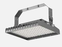 Proiettore industriale a LED in alluminio pressofusoG | Proiettore industriale - LANZINI