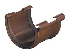 Accessorio per canale di gronda coestruso G145M - First Plast