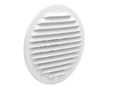 Griglia di ventilazione rotonda in alluminioGABT125R - FIRST CORPORATION