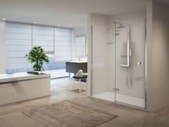Box doccia a nicchia con porta a battenteGALA | 2P - NOVELLINI