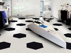 Solid color flooring & Wall tiles