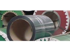 Laminato in acciaio per coperture e lattoneriaAcciaio preverniciato - MAZZONETTO