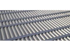 Mazzonetto, Acciaio zincato Laminato in acciaio per coperture e lattoneria