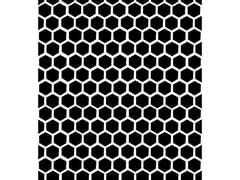 Mosaico in gres porcellanatoGAME   Esagono nero - ARMONIE CERAMICHE