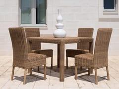 Sedia da giardinoCLOE | Sedia da giardino - BRAID COMPANY