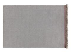 Tappeto a tinta unita rettangolare in polipropilene per esterni GARDEN LAYERS | Tappeto rettangolare - Garden Layers