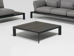 Tavolino basso da giardino quadratoTAMI | Tavolino da giardino - EMU GROUP