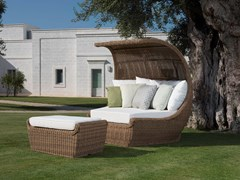 Divano da giardino a iglooCLOE | Divano da giardino - BRAID COMPANY