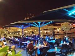 Scolaro Parasol, CAPRI | Ombrellone con illuminazione  Ombrellone con illuminazione