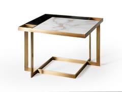 Tavolino basso quadrato GARY | Tavolino basso - Gary