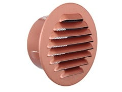 Griglia di ventilazione rotonda in alluminioGATR80R - FIRST CORPORATION
