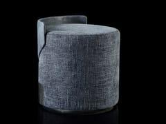 Pouf rotondo in tessutoGELLY | Pouf in tessuto - H-07