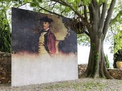 Carta da parati lavabile panoramica in vinileGENTLEMAN - ÉLITIS