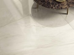Imola, GENUS GOLD W Pavimento/rivestimento in gres porcellanato effetto marmo