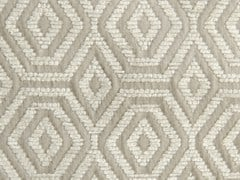 Tessuto da tappezzeria con motivi graficiGEOMETRIC DROPS - ALDECO, INTERIOR FABRICS