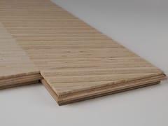 Parquet in legno impiallacciatoGEOMETRICO - MAXI LISTONE - PLEXWOOD