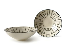 Ciotola in gres porcellanato GEOMETRIE 2 | Ciotola - Geometrie