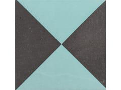 Pavimento/rivestimento in pietra lavica GEOMETRIE G9 - Geometrie