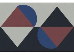 Tappeto per bagno rettangolare a motivi geometriciGEOMETRIE VOLANTI - GV131/231/331 - ANTONIO LUPI DESIGN®
